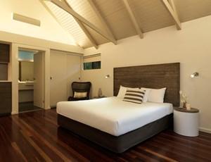 Hamilton Island's holiday bungalow interior - Palm Bungalows