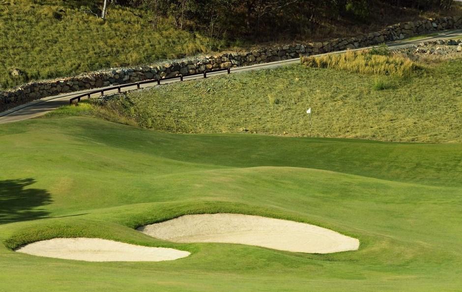 Hole 10 - Hamilton Island Golf Club