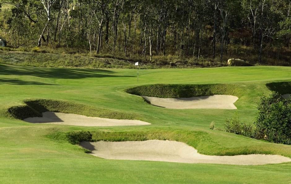Hole 11 - Hamilton Island Golf Club