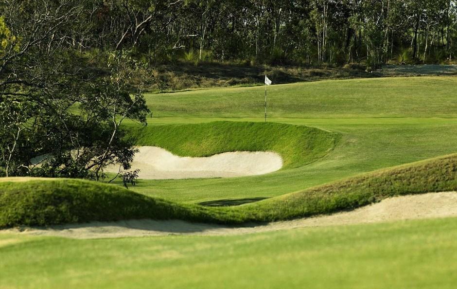 Hole 12 - Hamilton Island Golf Club