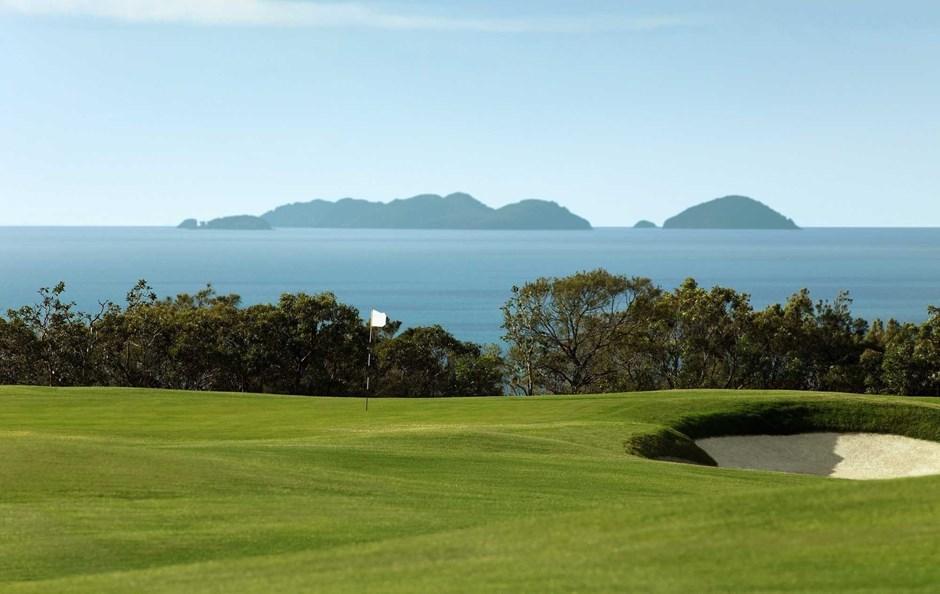 Hole 13 - Hamilton Island Golf Club