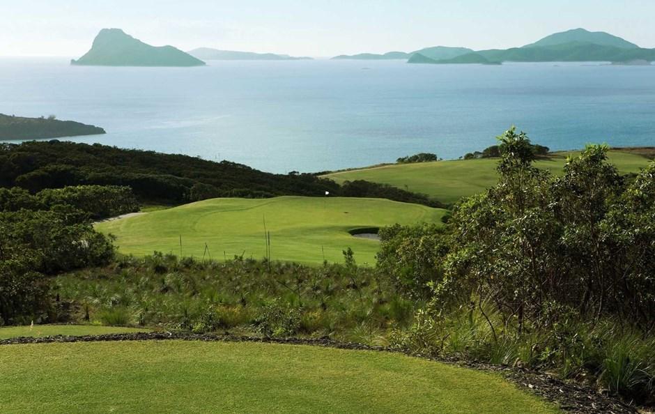 Hole 14 - Hamilton Island Golf Club