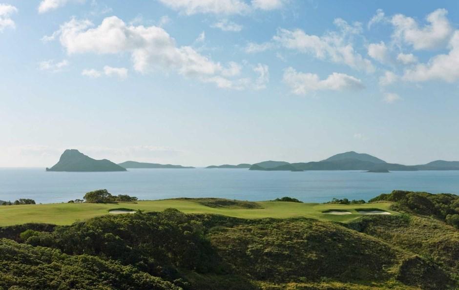 Hole 15 - Hamilton Island Golf Club