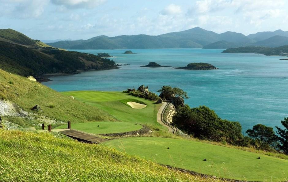 Hole 16 - Hamilton Island Golf Club