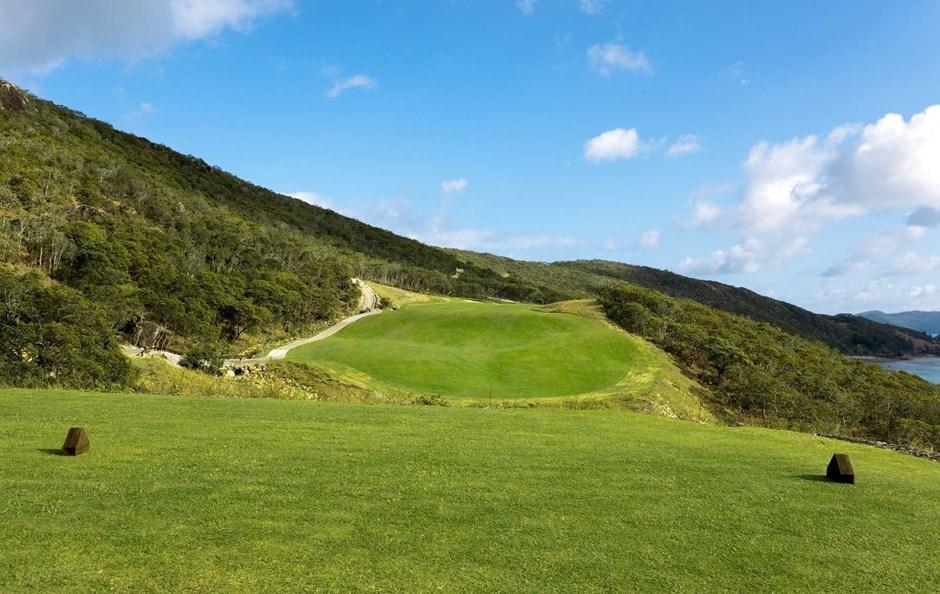 Hole 17 - Hamilton Island Golf Club