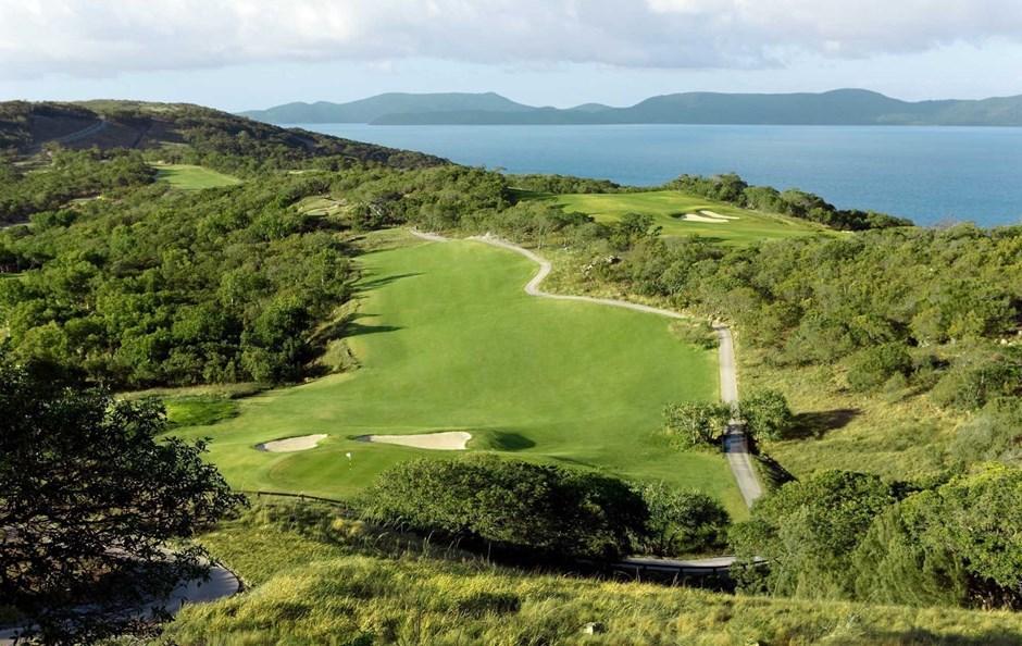 Hole 3 - Hamilton Island Golf Club