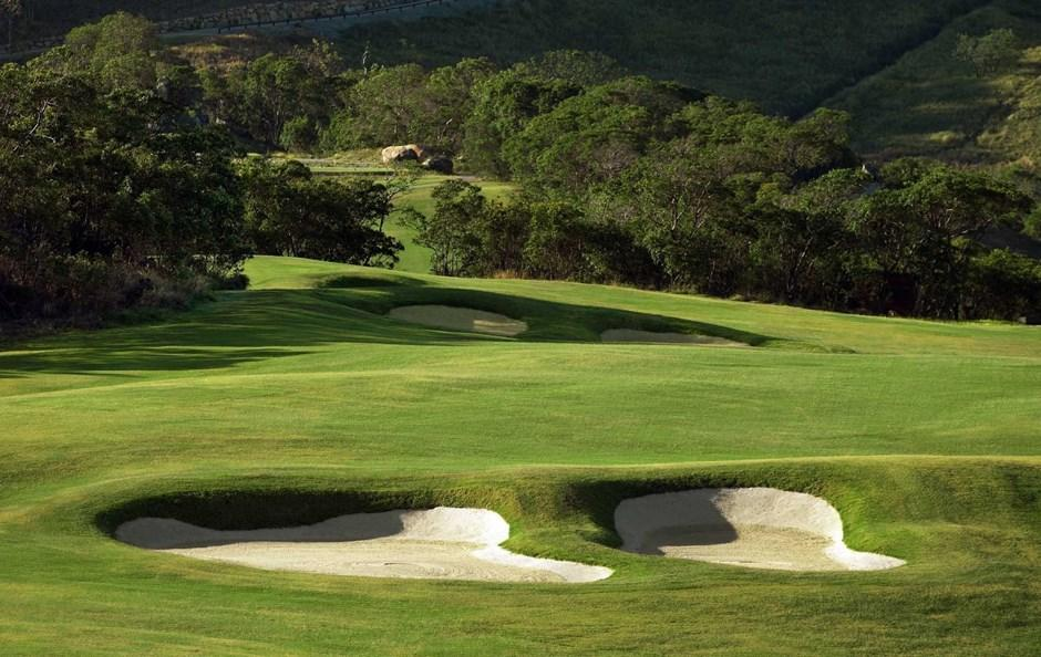 Hole 5 - Hamilton Island Golf Club