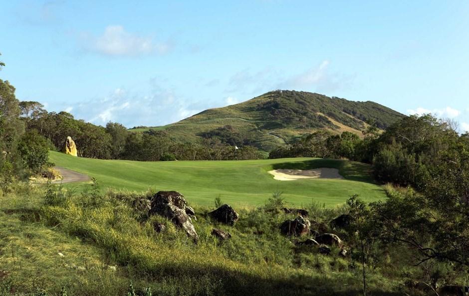 Hole 7 - Hamilton Island Golf Club