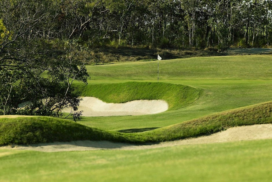 Hole 12 - Hamilton Island Golf Club