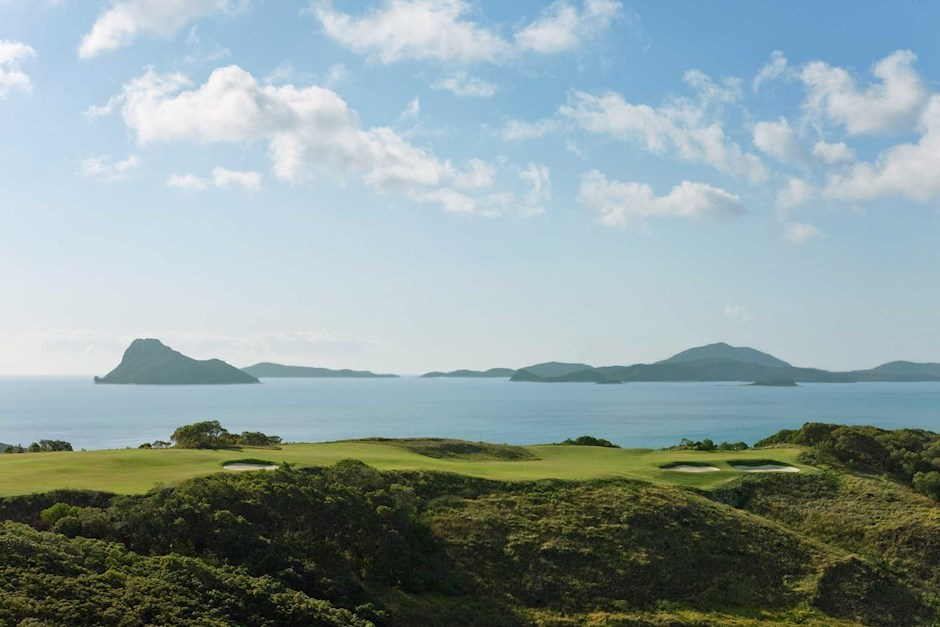 Hole 15 - Hamilton Island Golf Club