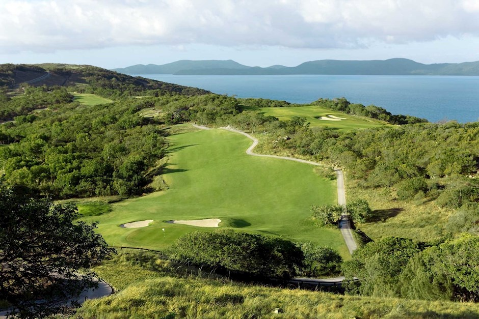 Hole 3 - Hamilton Island Golf Club