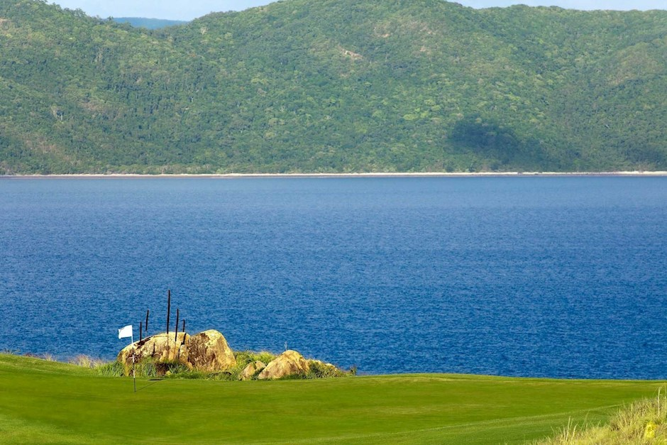 Hole 4 - Hamilton Island Golf Club