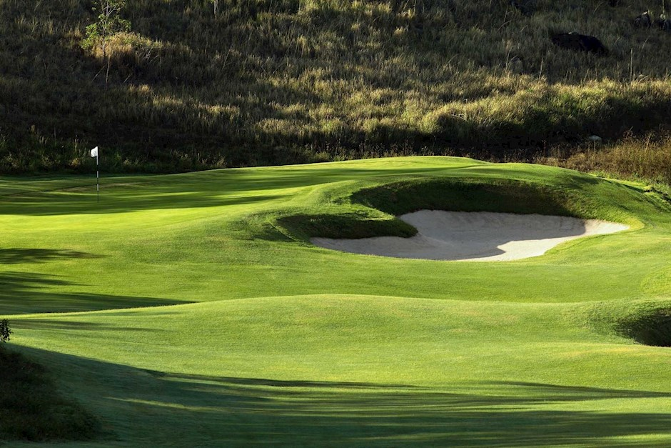 Hole 6 - Hamilton Island Golf Club