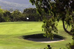 Hole 9 - Hamilton Island Golf Club