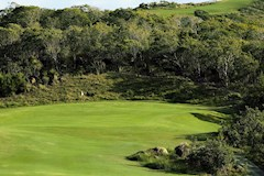 Golf Course Hole 8 Dent Island - Hamilton Island golf holidays